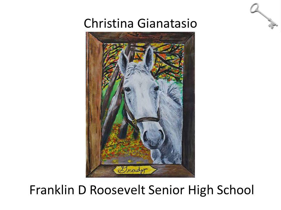 Christina Gianatasio Franklin D Roosevelt Senior High School