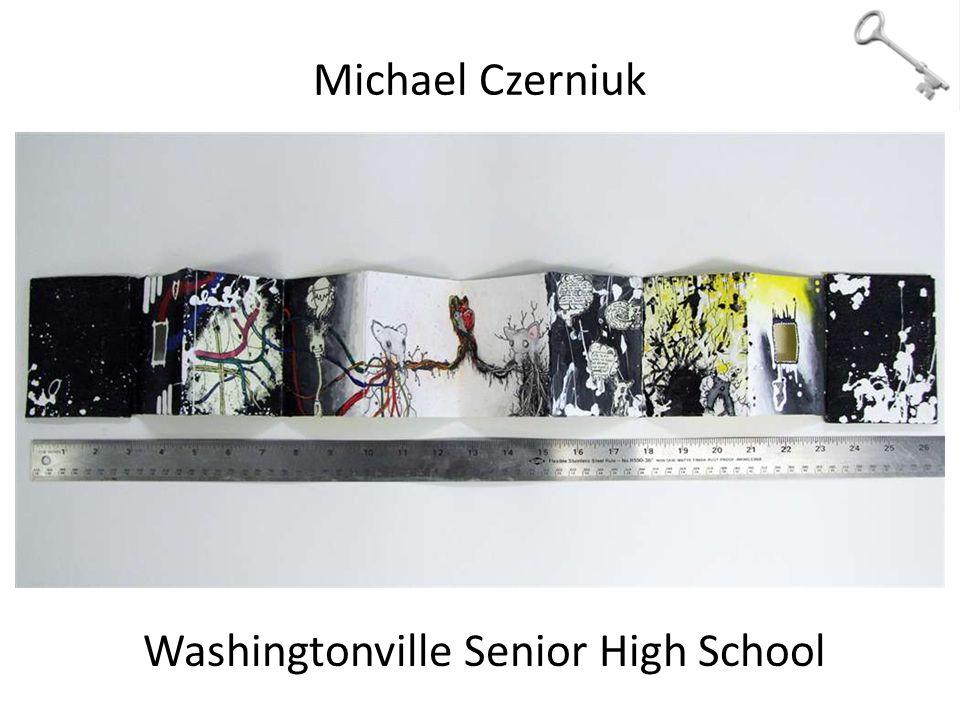 Michael Czerniuk Washingtonville Senior High School