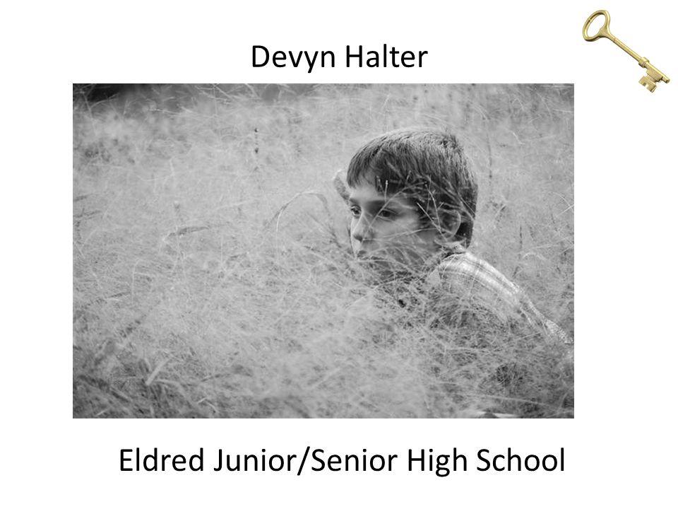 Devyn Halter Eldred Junior/Senior High School