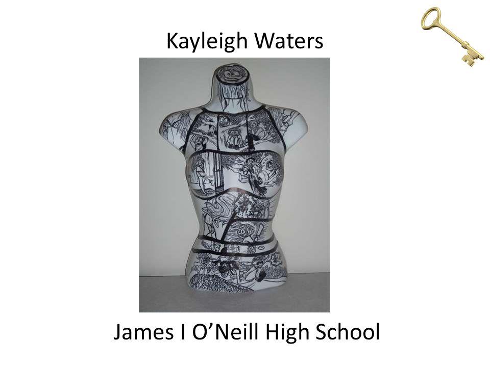 Kayleigh Waters James I ONeill High School