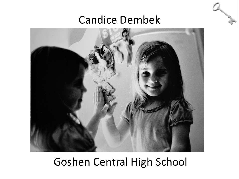 Candice Dembek Goshen Central High School