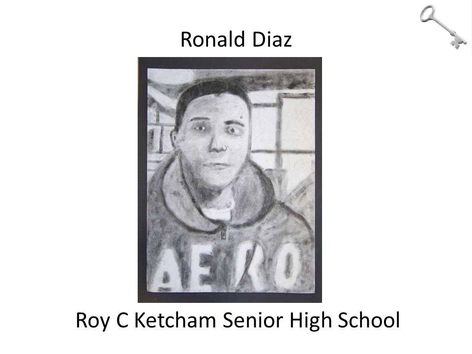 Ronald Diaz Roy C Ketcham Senior High School