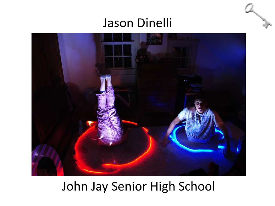 Jason Dinelli John Jay Senior High School