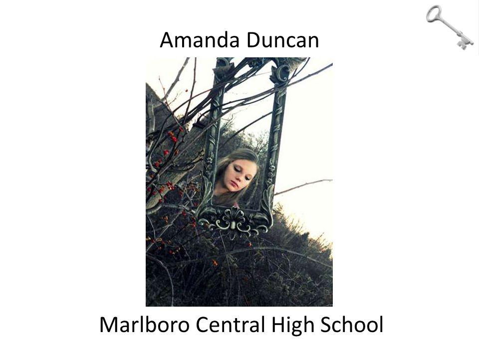 Amanda Duncan Marlboro Central High School