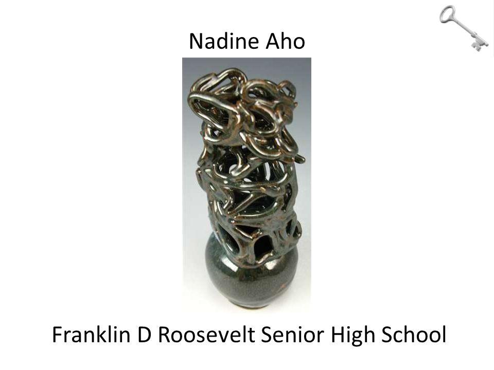 Nadine Aho Franklin D Roosevelt Senior High School