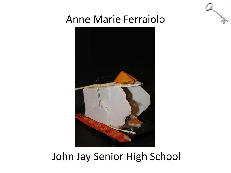 Anne Marie Ferraiolo John Jay Senior High School