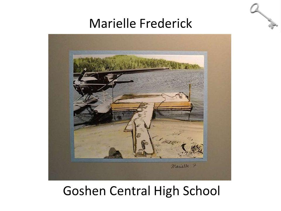 Marielle Frederick Goshen Central High School
