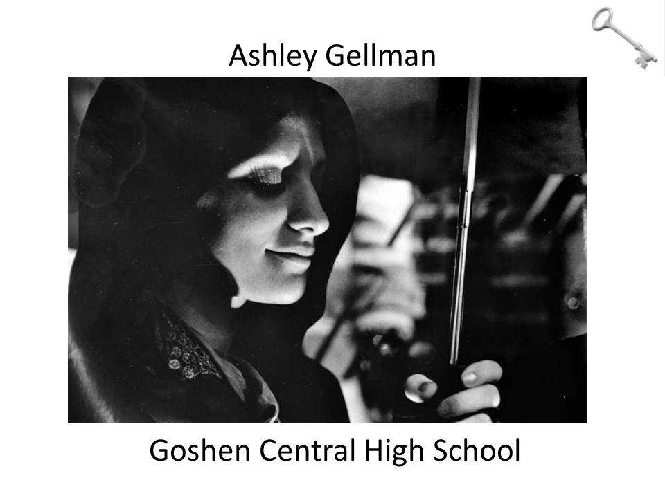 Ashley Gellman Goshen Central High School