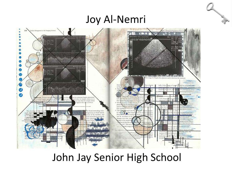 Joy Al-Nemri John Jay Senior High School