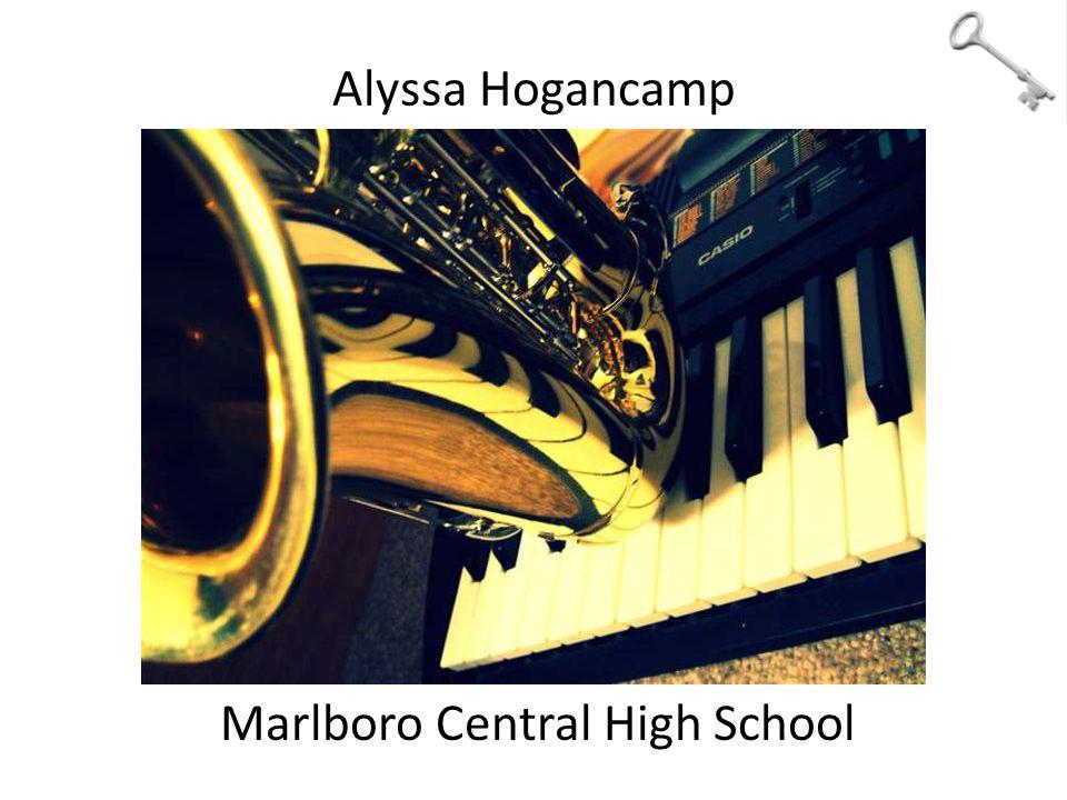 Alyssa Hogancamp Marlboro Central High School