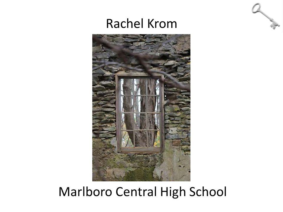 Rachel Krom Marlboro Central High School
