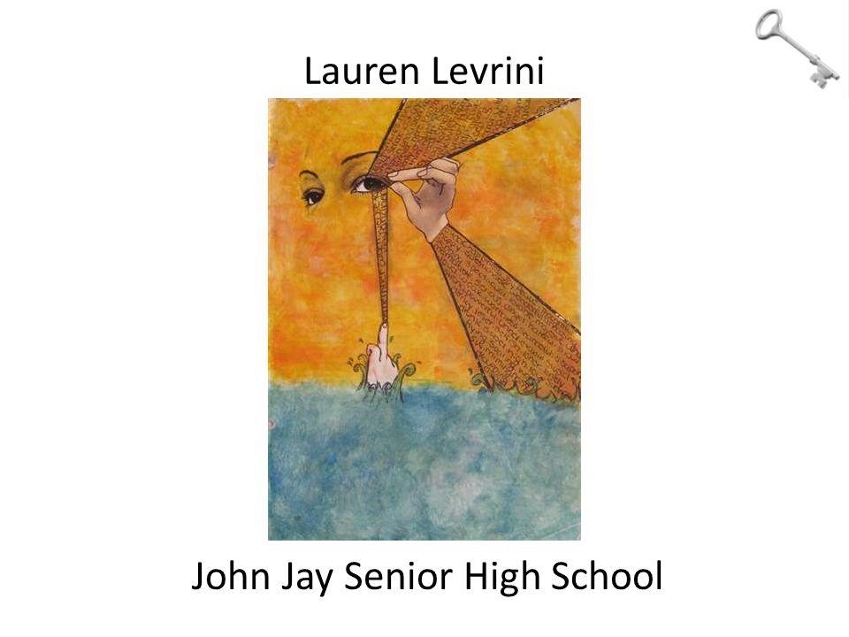 Lauren Levrini John Jay Senior High School