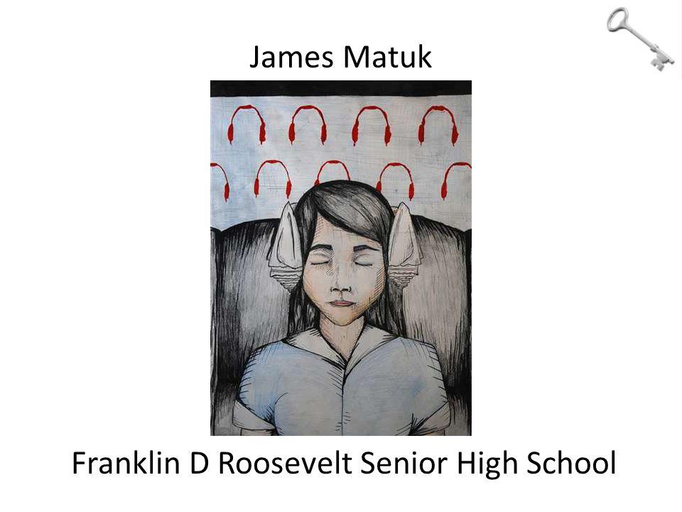 James Matuk Franklin D Roosevelt Senior High School