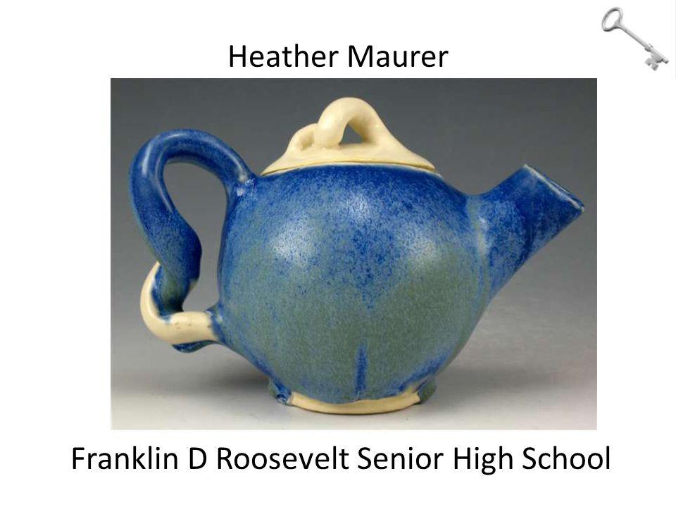 Heather Maurer Franklin D Roosevelt Senior High School