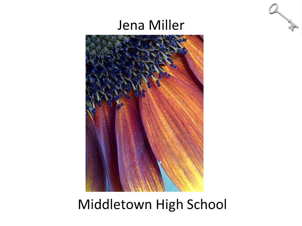 Jena Miller Middletown High School