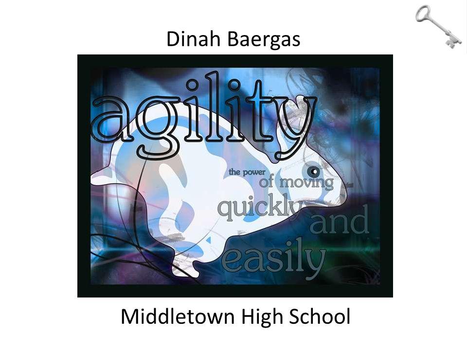 Dinah Baergas Middletown High School