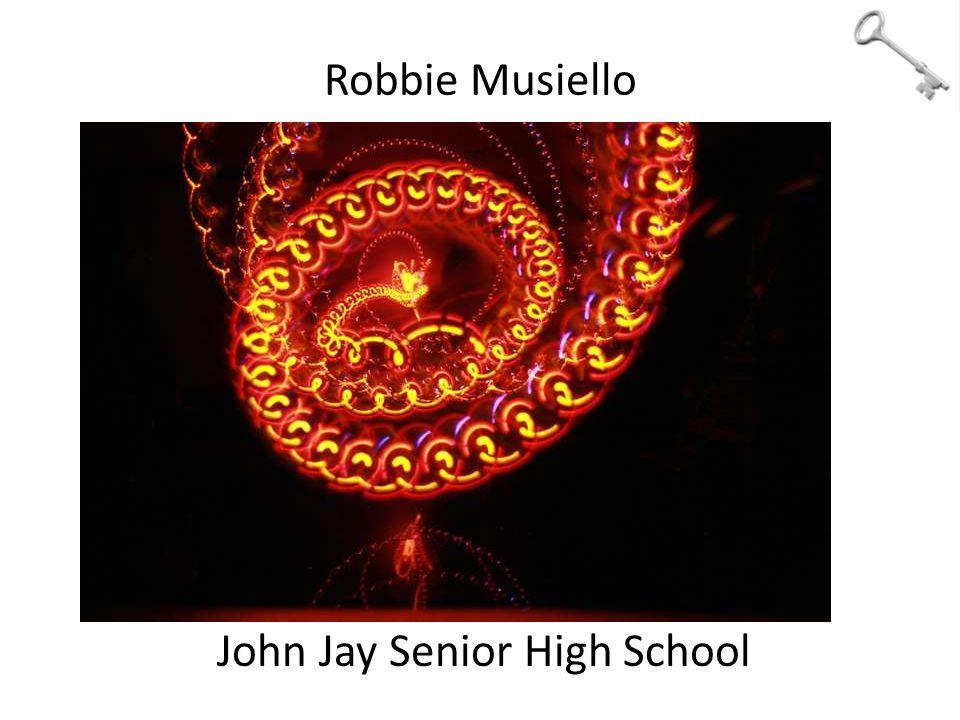 Robbie Musiello John Jay Senior High School