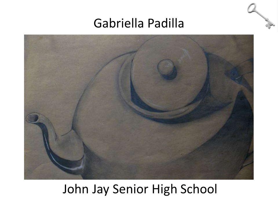 Gabriella Padilla John Jay Senior High School