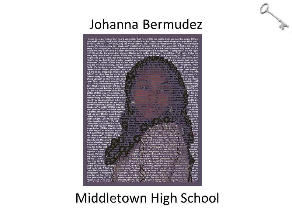 Johanna Bermudez Middletown High School
