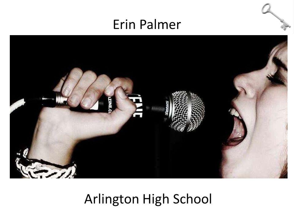 Erin Palmer Arlington High School