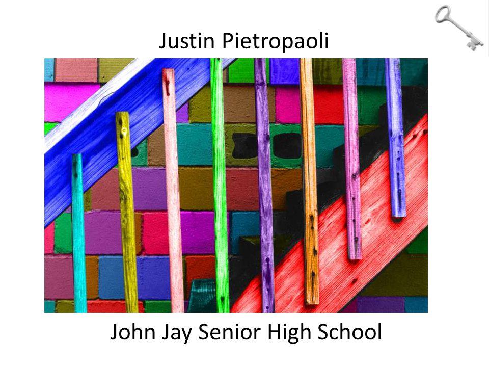 Justin Pietropaoli John Jay Senior High School