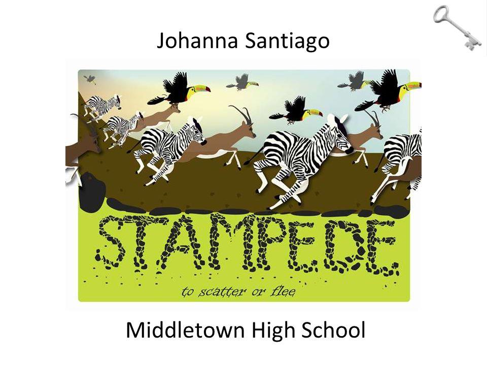 Johanna Santiago Middletown High School
