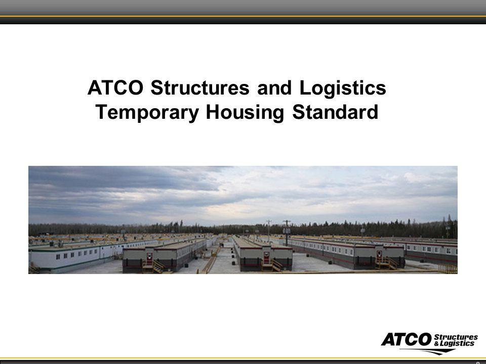 10 ATCO Lodge Williston Williams County Building Code Alberta Building Code 2006 Part 10 Alberta Building Trades Camp Guidelines