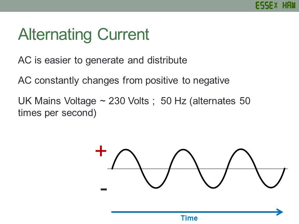 Power Measured in Watts (W) Power = Voltage x Current P = V x I V = P / I I = P / V P I V
