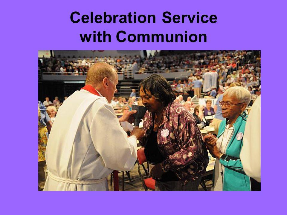 Celebration Service with Communion