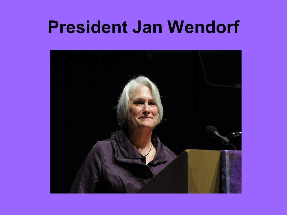 President Jan Wendorf