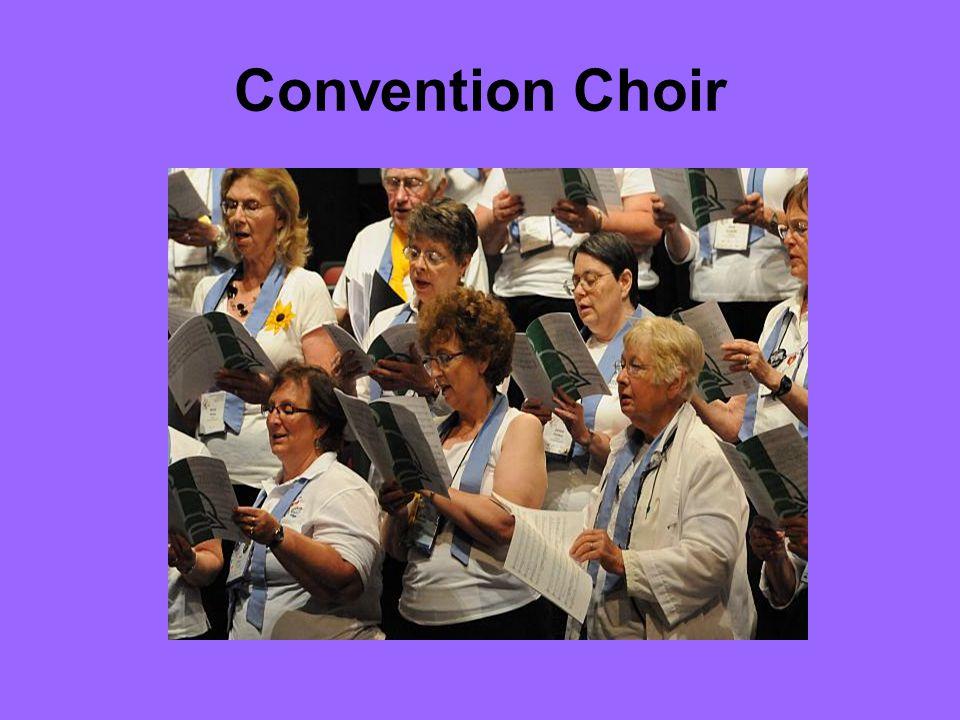 Convention Choir