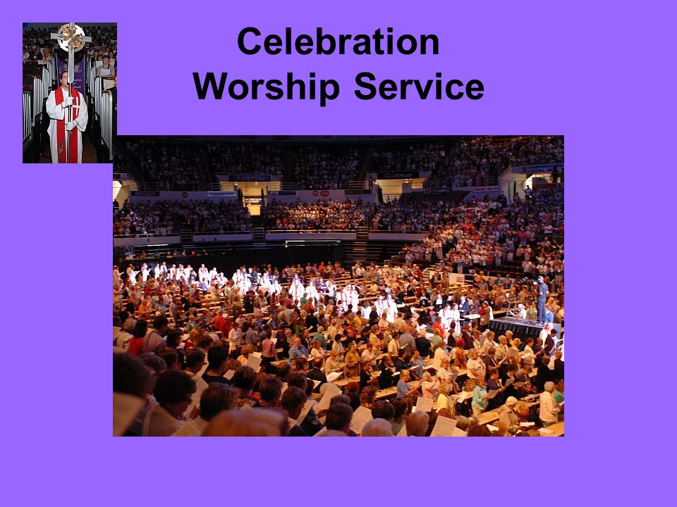 Celebration Worship Service