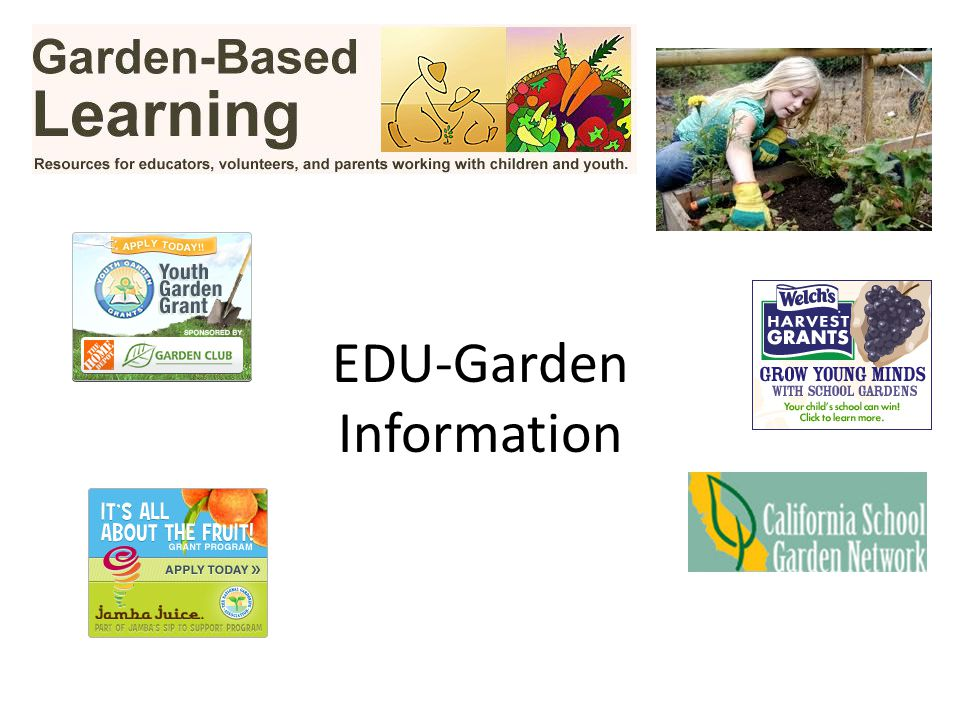 EDU-Garden Information