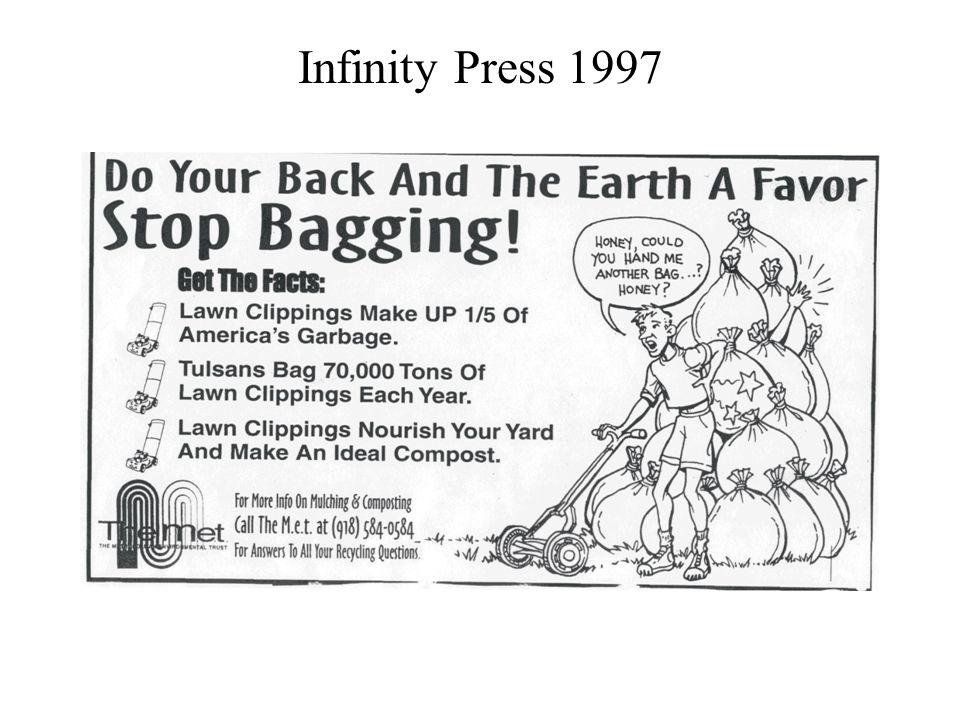 Infinity Press 1997