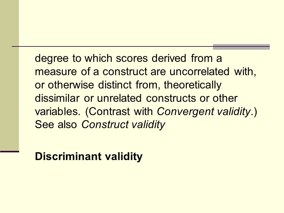 degree to which a measure detects genuine change in the variable measured.