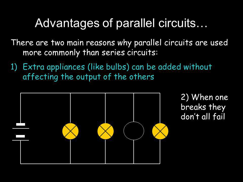 Series Circuit -Parallel Circuit