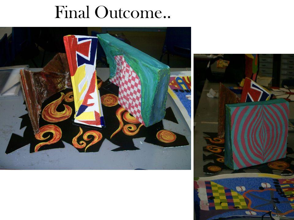 Final Outcome..