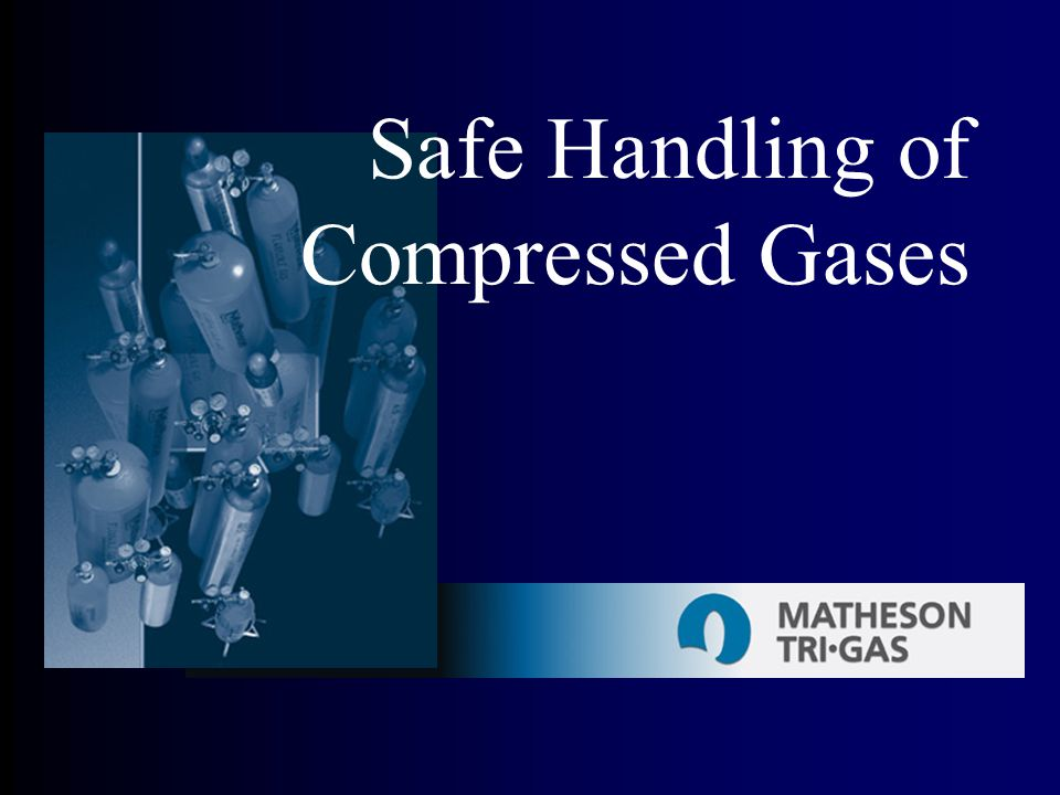 Matheson Tri-Gas Product Safety & Code Compliance Primary Governing Bodies / Safety Codes Compressed Gas Association (CGA) Semiconductor Equipment & Materials International (SEMI) US Environmental Protection Agency (EPA) Uniform Fire Code / Local City Regulatory Committee (UFC) Uniform Building Code (UBC) / BOCA National Fire Prevention Code (NFPC) International Conference of Building Officials (IBOC) Toxic Gas Ordinance (TGO)