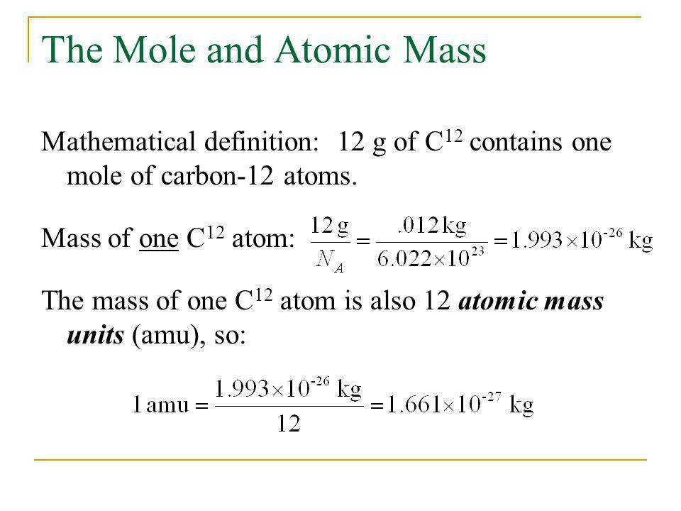 The Ideal Gas Equation We can also write the ideal gas equation in terms of the number of particles, N, instead of the number of moles, n.