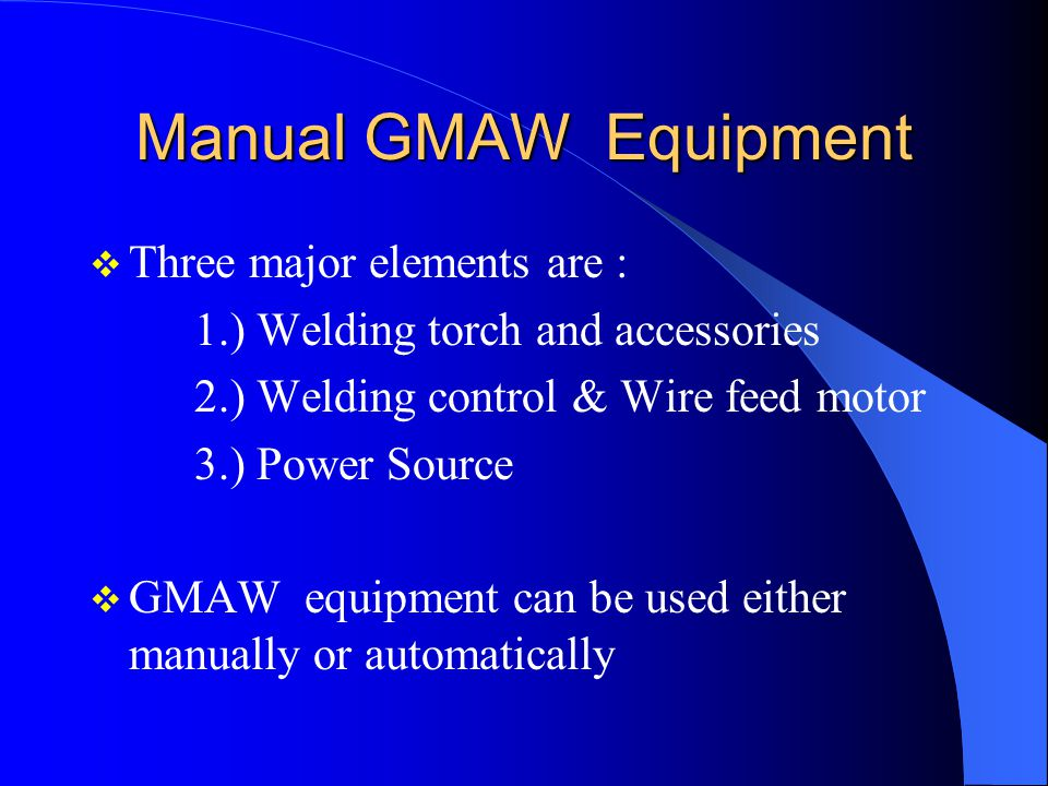 WIRE CONTROL & WIRE FEED MOTOR POWER SOURCE