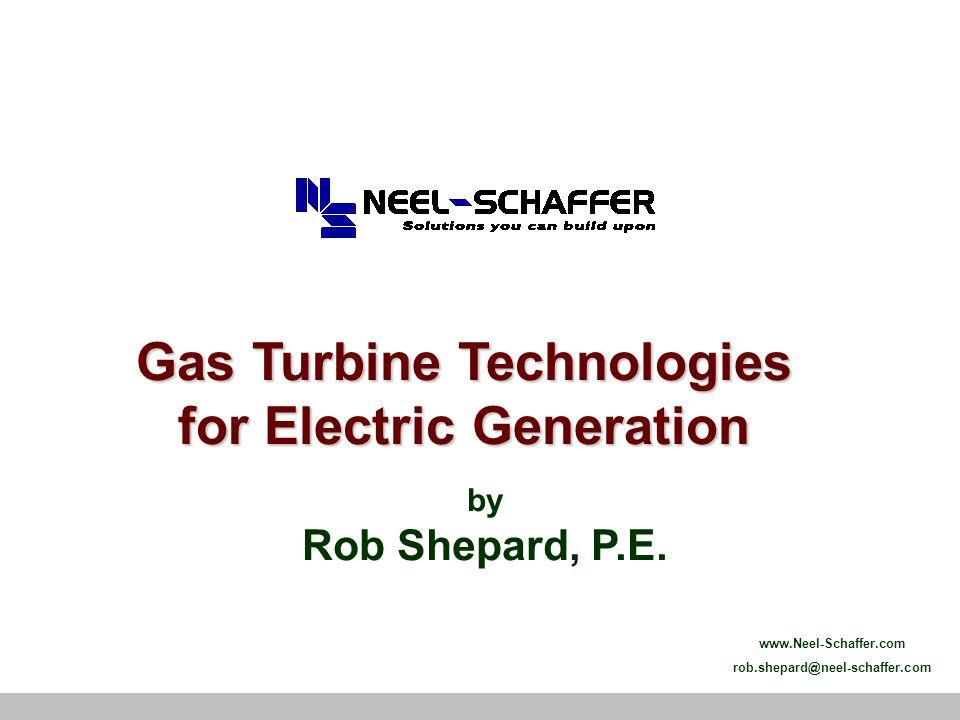 32 FT4 Gas Turbine – Gas Generator (Compressor)