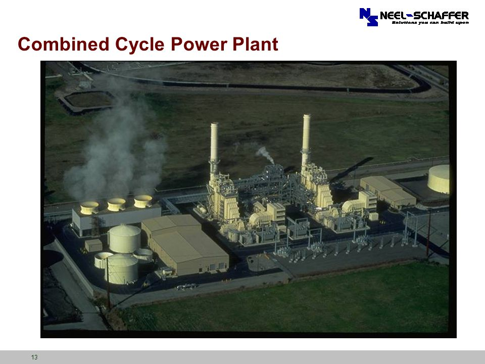 13 Combined Cycle Power Plant