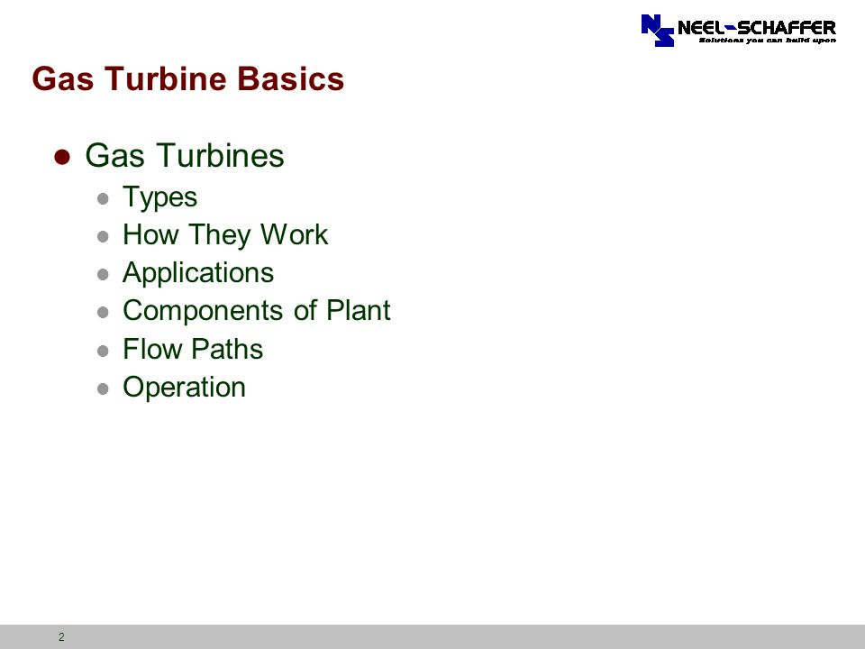 3 Gas Turbine Applications Simple Cycle Combined Cycle Cogeneration