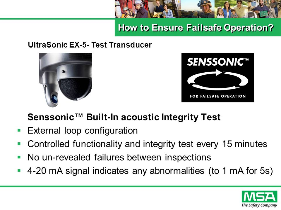UltraSonic EX-5- Test Transducer How to Ensure Failsafe Operation.