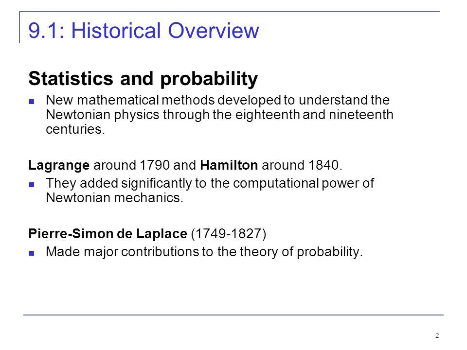 23 Quantum Distributions Characteristic of indistinguishability that makes quantum statistics different from classical statistics.