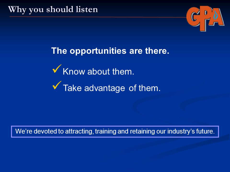 Interested yet.Learn how to learn more. We dont expect you to know about our industry.