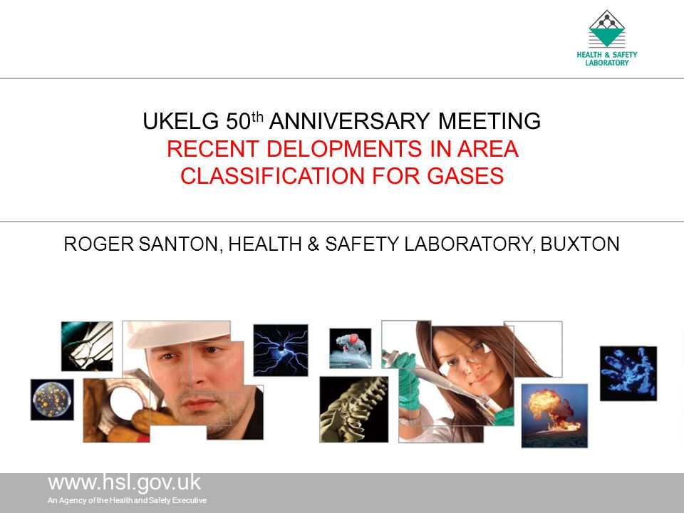 An Agency of the Health and Safety Executive CONTENTS Current standards Previous work on gases QUADVENT Natural ventilation estimation Constraints Examples Demonstration Future developments References