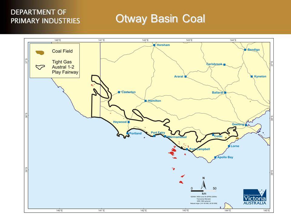Otway Basin Coal