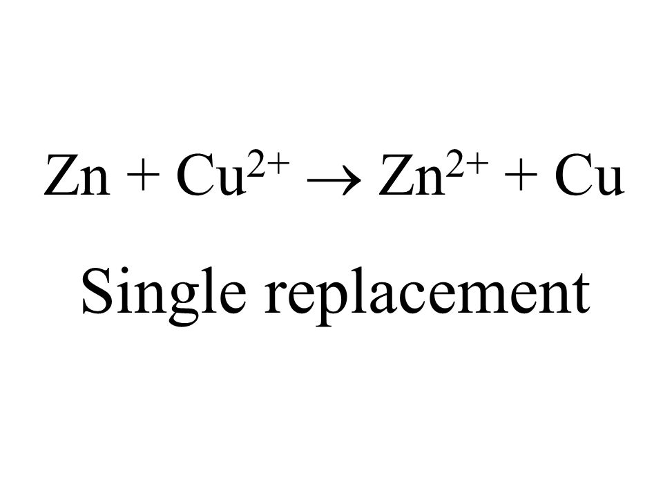 A solution of tin(II) sulfate is added to a solution of iron(III) sulfate