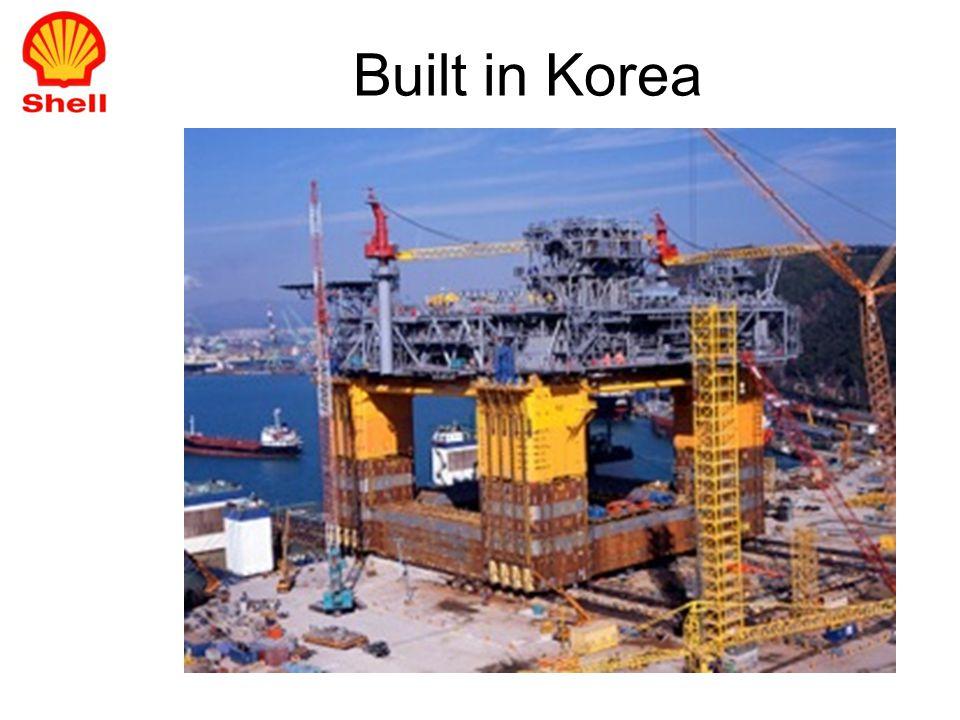 Built in Korea